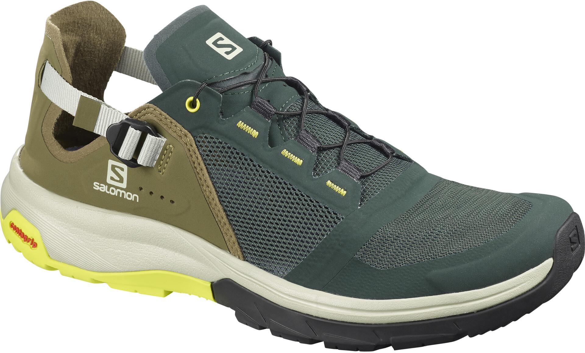 Salomon Techamphibian 4 Shoes Men green
